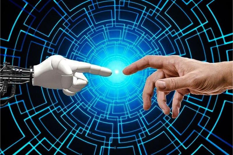Uomo e robot