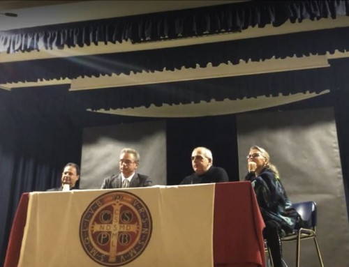 """""""Monaci nel mondo – Monaci nel cuore"""", Video della serata di presentazione del libro di dom Giulio Meiattini"""