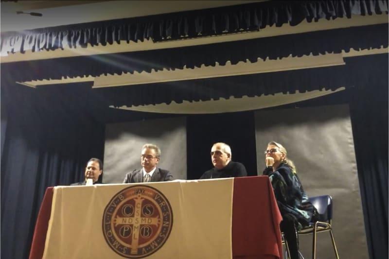 """""""Monaci nel mondo - Monaci nel cuore"""", serata di presentazione libro di dom Giulio Meiattini"""