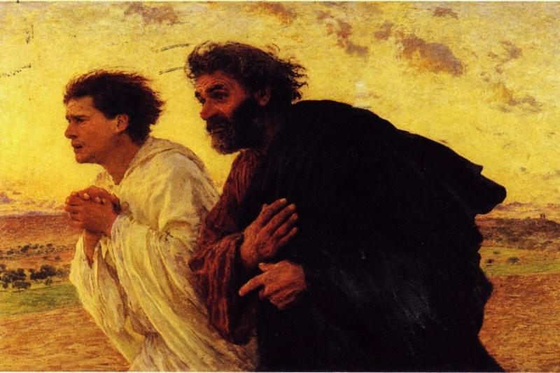 Viandanti verso Emmaus