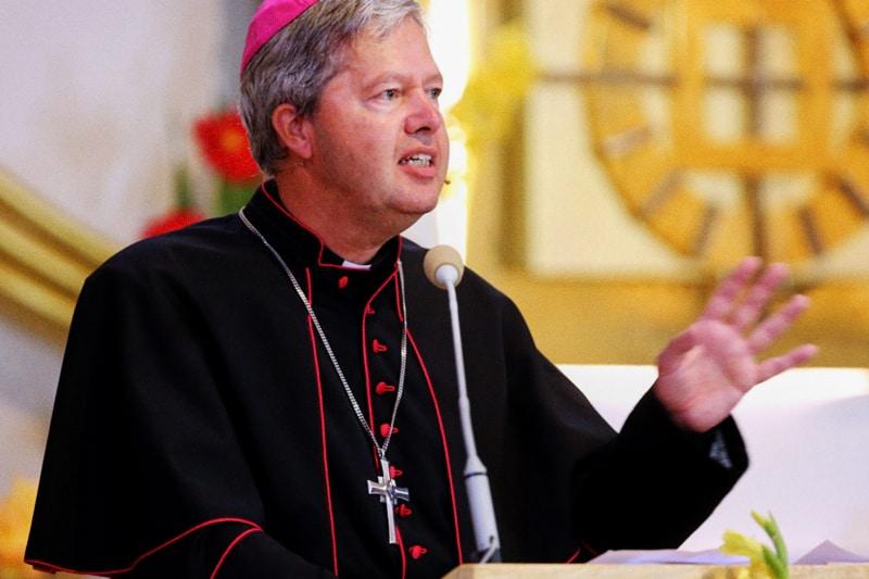 Vescovo Robert Mutsaerts, ausiliare di 's-Hertogenbosch nei Paesi Bassi
