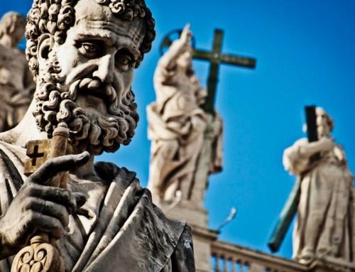 Il papa può errare? Certo, perché è il vicario di Cristo, non il suo sostituto.