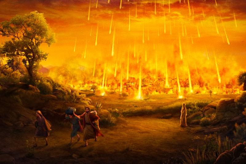 Distruzione di Sodoma