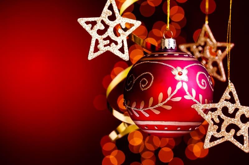 Palle dell'albero di Natale