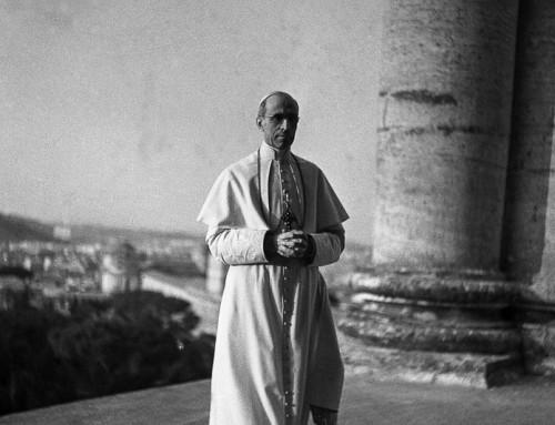 """Convegno: """"Pio XII nei drammi del XX secolo"""" – AVVISO IMPORTANTE"""