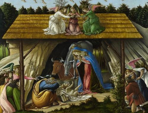 Natale dell'anno del Signore 2019: a tutti gli auguri di buon Natale, buono se santo.