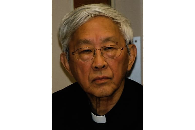 Card. Joseph Zen (Photo credit: VOA/Public Domain)