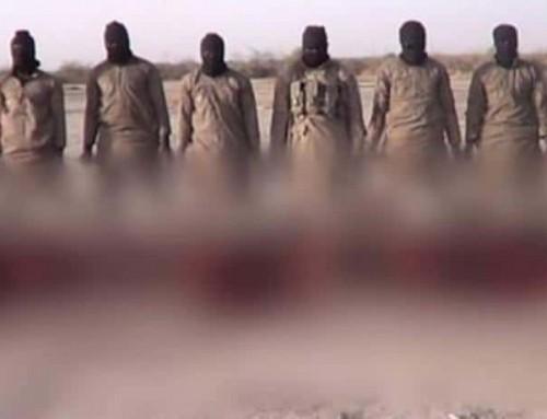 Lo Stato islamico 'decapita' 11 ostaggi cristiani