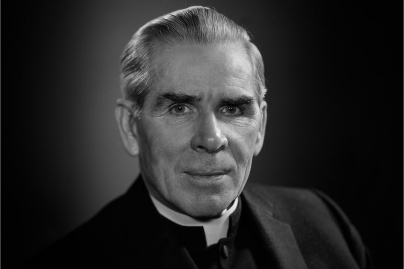 Arcivescovo Fulton Sheen