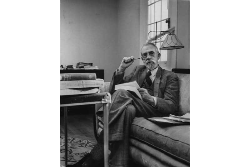 Christopher Dawson, storico, convertito al cattolicesimo