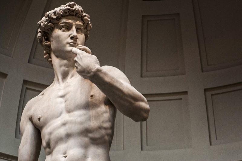 Davide di Michelangelo (particolare)
