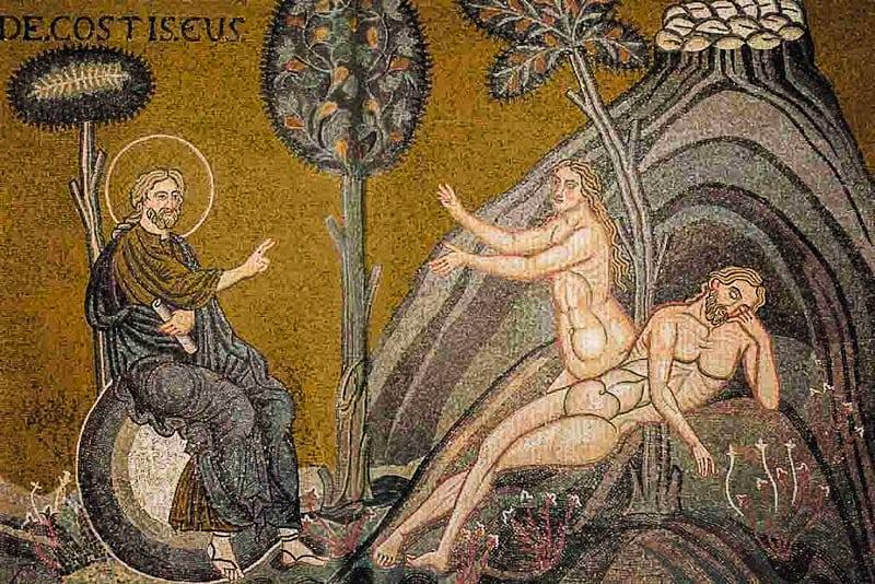 Dio Adamo ed Eva