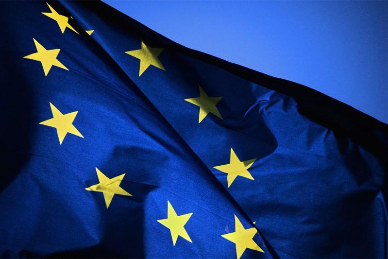 Europa bandiera europea
