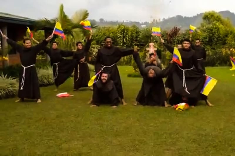 Il sultano di Babilonia - Danza Franciscanos