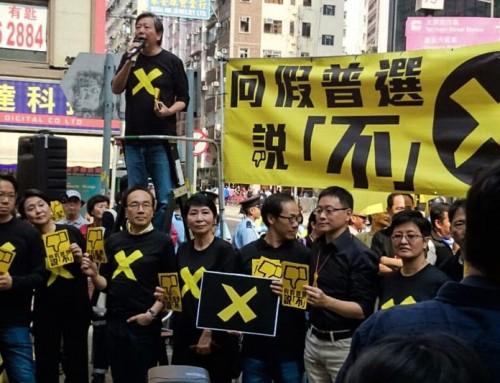 Da Tiananmen a Hong Kong: «Il PCC è incorreggibile», dice Lee Cheuk-yan