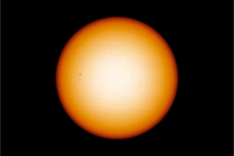 Mercurio e il Sole