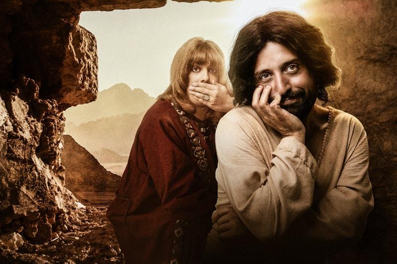 Primeira Tentação de Cristo su Netflix