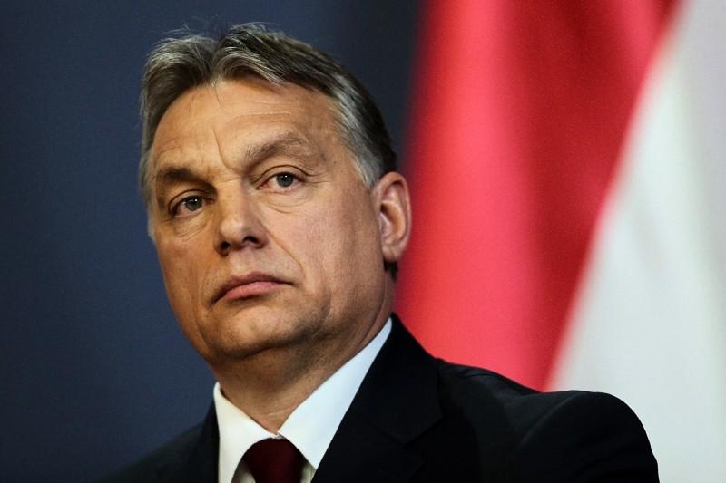 Viktor Orban, primo ministro ungherese
