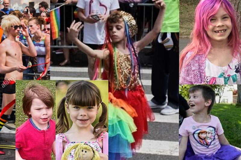 bambini trans