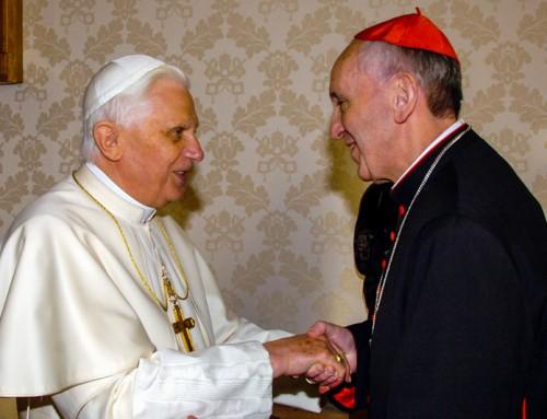 Il card. Jorge Mario Bergoglio nel 2007 salvò la Compagnia di Gesù da un commissariamento.