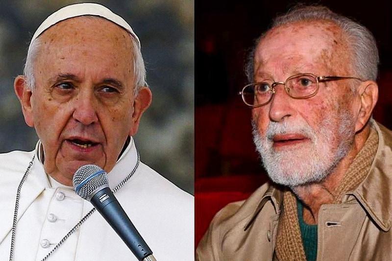 Papa Francesco e Eugenio Scalfari