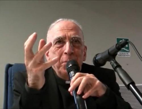 """Video – Mons. Nicola Bux Don Federico Bortoli Andrea Carradori:"""" Fonte e culmine della vita cristiana"""""""