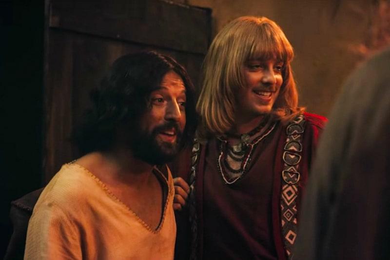 Netflix, scena da La prima tentazione di Cristo