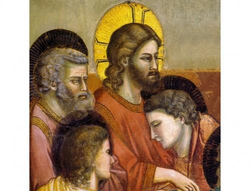 """San Giovanni: """"quello che abbiamo veduto e udito, noi lo annunciamo anche a voi, perché anche voi siate in comunione con noi"""""""