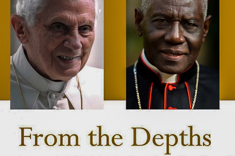 Benedetto XVI e Card. Robert Sarah