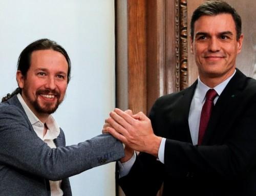 Spagna 2020: il Comunismo redivivo e (alcuni) vescovi spagnoli che resistono a PODEMOS e Sanchez