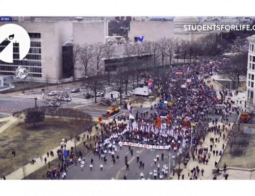 Marcia per la vita 2020 a Washington – Time lapse e altri video