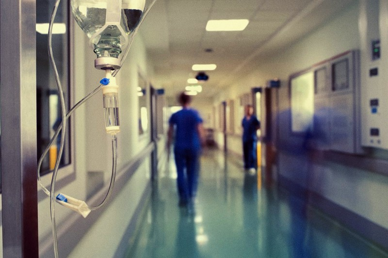 corsia ospedale sanità medico