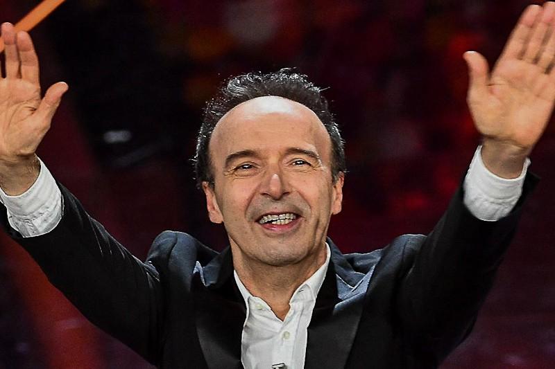Benigni a Sanremo 2020