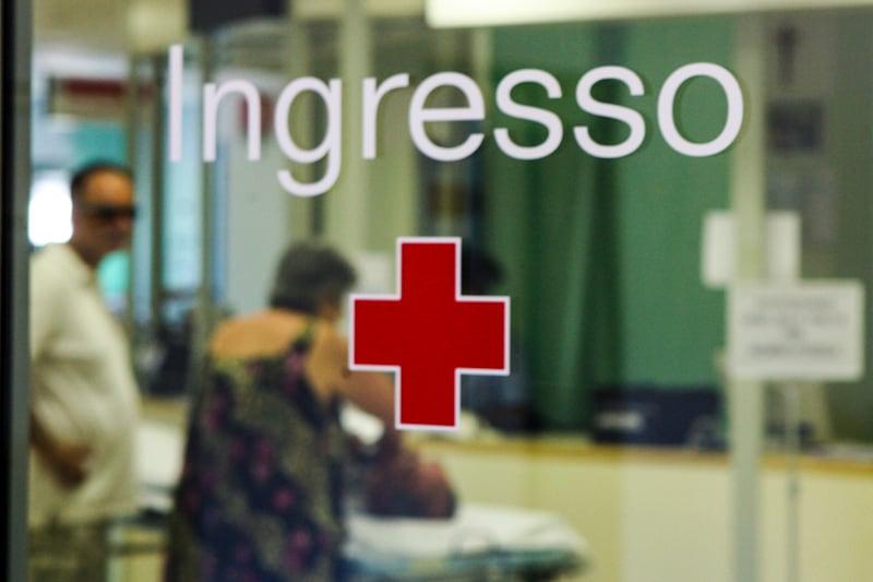 Ospedale pronto soccorso medico