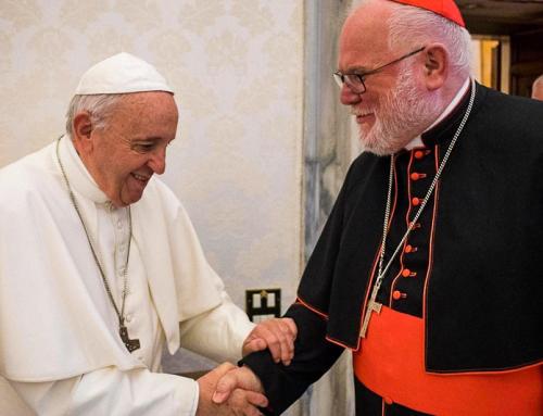 Papa Francesco respinge le dimissioni del card. Marx. Ecco la lettera.