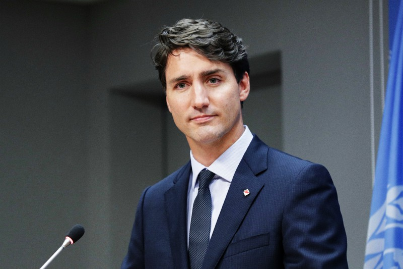 Justin Trudeau (Photo by EuropaNewswire/Gado/Getty Images)