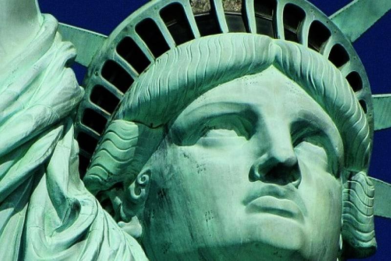 liberalismo statua della libertà