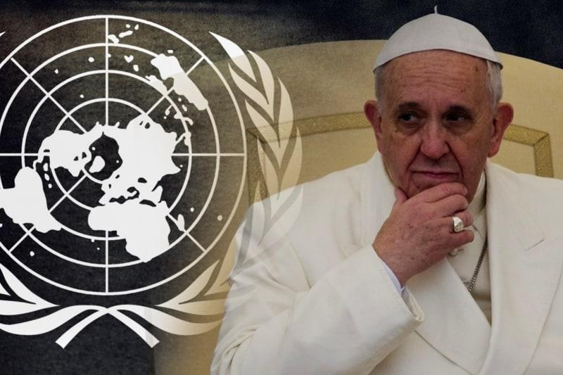 Onu e Papa Francesco