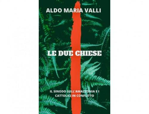 Libro – Aldo Maria Valli – Le due Chiese: Il Sinodo sull'Amazzonia e i Cattolici in conflitto
