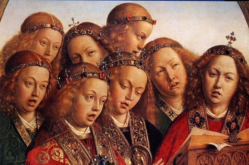 cantori musica sacra