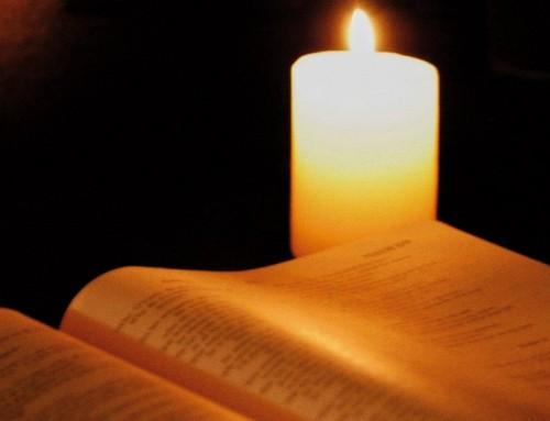 """Il nuovo """"Padre nostro"""" che non spiega ma piega, anche la Scrittura."""