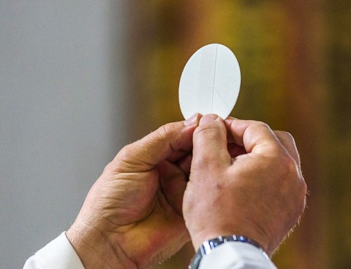 Una comunità ecclesiale che perde la fede nella Presenza Reale è una chiesa che ha perso anche sé stessa