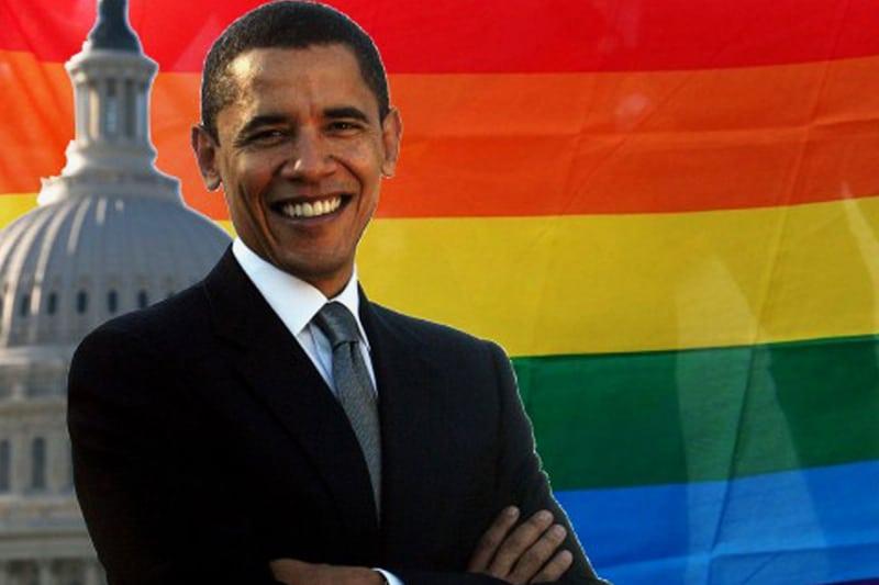 Barak Obama LGBT