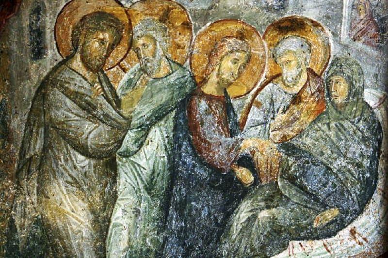 Gesù guarisce