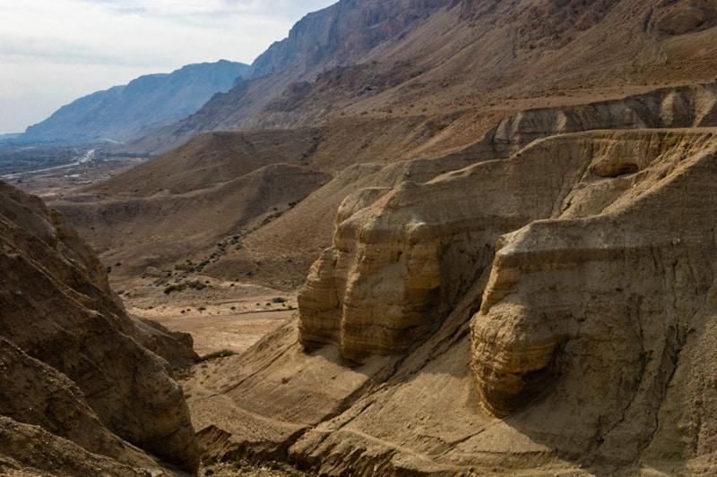 Qumran (foto: Sabino Paciolla)
