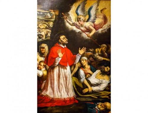 Come san Carlo Borromeo affrontò l'epidemia del suo tempo