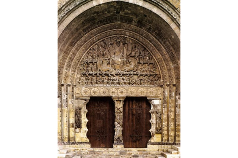 Saint Pierre de Moissac – portale