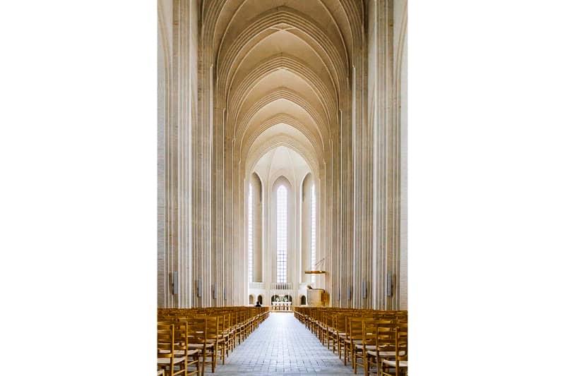 chiesa con un solo fedele