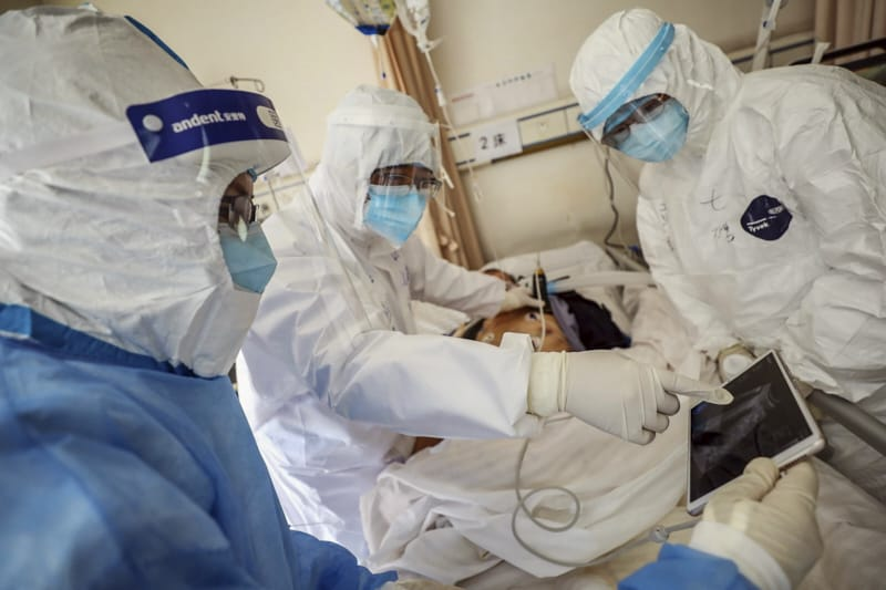 coronavirus medici paziente