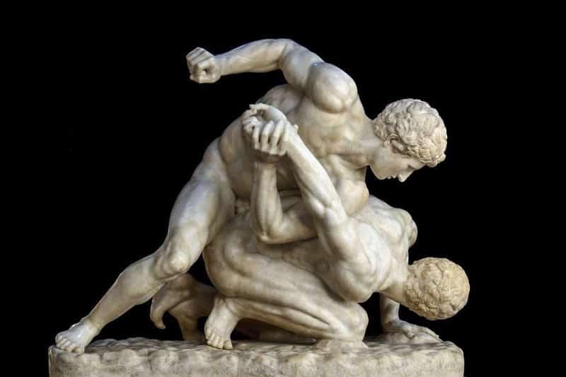 lotta greco romana